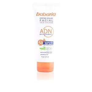 Babaria Solar / Sun Crema Facial (Facial Cream) - SPF 50+ - 75 ml