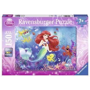 Ravensburger Puzzle Tout le monde aime Ariel 150 pièces XXL
