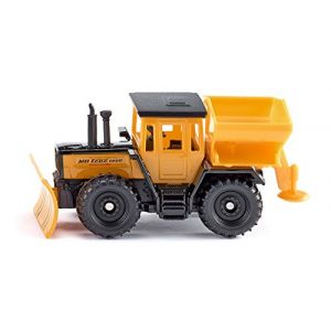 Siku 1478 - Mb Tracteur Service Hiver - Echelle 1/64