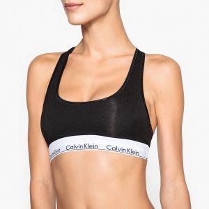 Calvin Klein Modern Cotton Bustier black