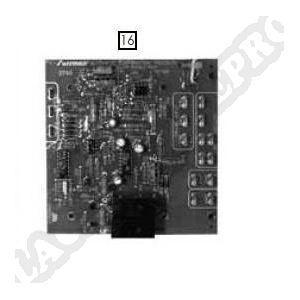 Procopi 1881003 - Carte éléctronique PN103675 générateur de vapeur MR Steam MS