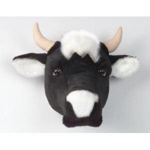 Bibib & Co Peluche trophée Vache