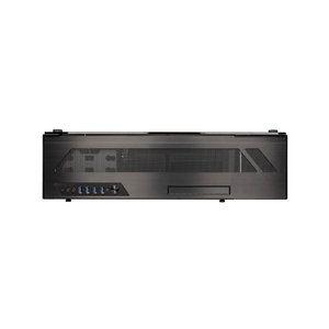 Lian Li PC-O6SX - Boîtier Desktop HTPC en aluminium et verre trempé