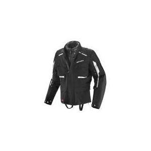 Spidi Tour S7 (noir) - Blouson de moto textile waterproof pour homme
