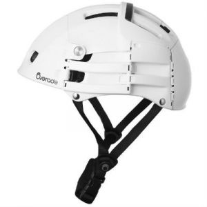 Overade CASQUE PLIABLE TAILLE S-M BLANC