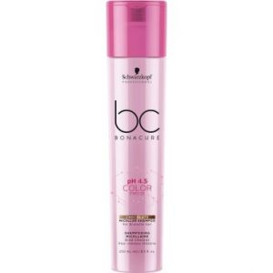 Schwarzkopf BC pH4.5 Color Freeze Shampooing Micellaire Effet Chocolat - 250 ml