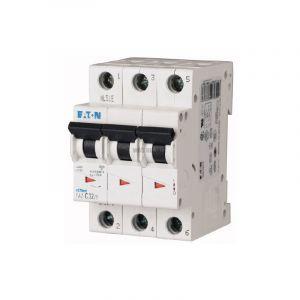 Eaton Disjoncteur FAZ 3P 10A 15kA (IEC/EN 60947-2) courbe Z FAZ-Z10/3