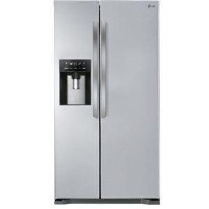 LG GWL2723NS - Réfrigérateur américain