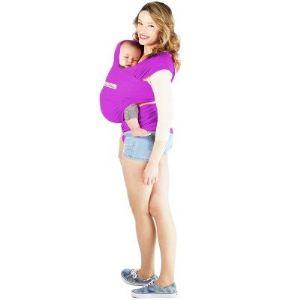 Je porte mon bébé Basic Neon - Écharpe de portage (5 x 0,50 m)