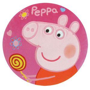 Jemini Coussin rond Peppa Pig (29 cm)