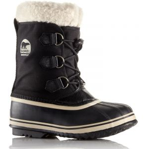 Sorel Yoot Pac Nylon Black Youth Chaussures après-ski junior