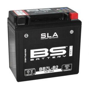 BS Battery Batterie BS BB7L-B2 sans entretien activée usine
