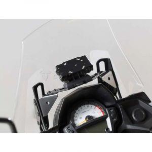 Sw-motech Support GPS QUICK-LOCK noir Kawasaki Versys 650 15-