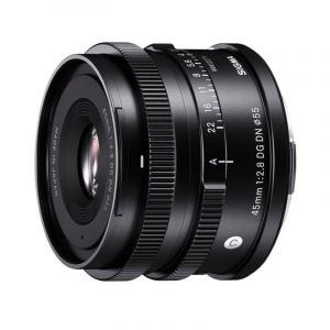 Sigma 45mm F/2.8 DG DN Contemporary Sony E Noir