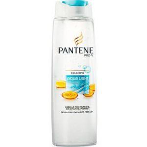 Pantene Agua Light - Champú hidratación sin apelmazamiento 360 ml