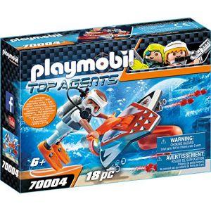 Playmobil 70004 - Propulseur sous-marin Spy Team