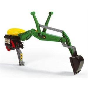 Rolly Toys Pelle mécanique arrière John Deere