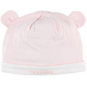 Noukie's Bonnet en coton Cocon rose clair (6 mois) layette