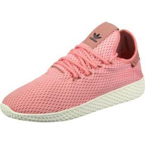 Image de Adidas PW Tennis Hu - Basket - Femme - Rose (Tactile Rose F17/Raw Pink F15) - 39 1/3 EU