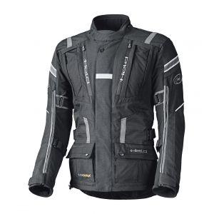 Held Veste textile HAKUNA II noir/gris - 3XL