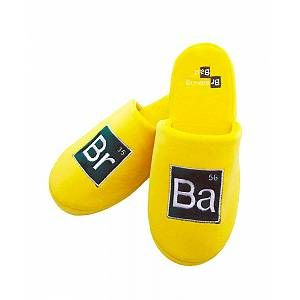 Chaussons Breaking Bad Logo Taille 38/41