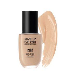 Make Up For Ever Water blend - Fond de teint visage et corps