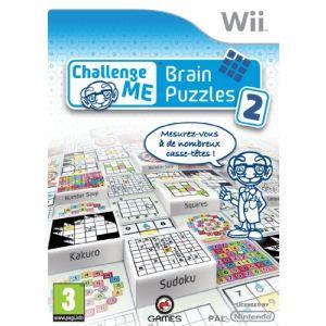 Challenge Me : Brain Puzzles 2 [Wii]