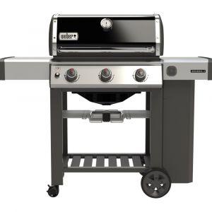 Weber Genesis II E-310 plancha black - Barbecue gaz