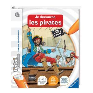 Ravensburger Tiptoi : Je découvre les pirates