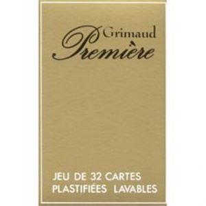 France Cartes Jeu de 32 cartes Grimaud Première