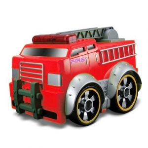 Maisto Véhicule radiocommandé Junior : Fresh Metal : Camion de pompier