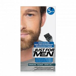 Just for Men Coloration Barbe - Châtain Clair