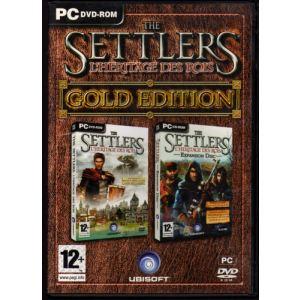 The Settlers : L'Héritage des Rois Gold Edition : Le jeu + l'extension Expansion Disc [PC]