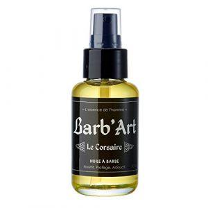 Barb'Art Huile à barbe le Corsaire