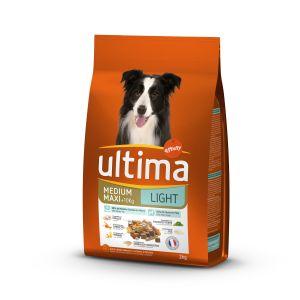 Ultima Repas-Equilibre light au Poulet et à L'agneau pour chiens