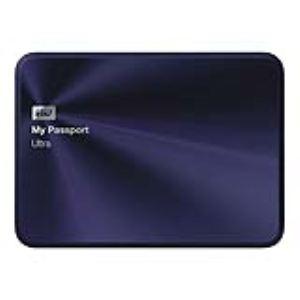 "Western Digital WDBEZW0020B - Disque dur externe portable My Passport Ultra Metal Edition 2 To 2.5"" USB 3.0"