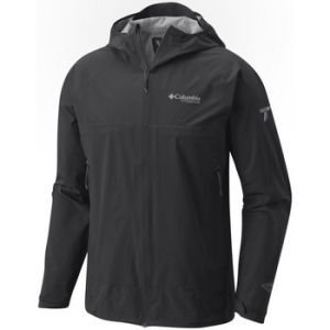 Columbia Vestes Trail Magic Shell - Black - Taille XL