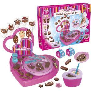 Lansay Mini Délices Mon Super Atelier chocolat 5-en-1