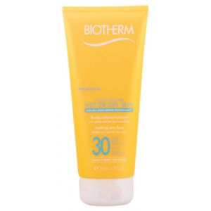 Biotherm Fluide solaire Wet or dry skin SPF 30 Haute