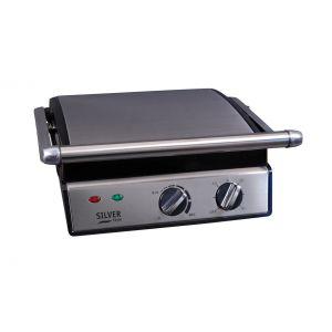 Silver Style 001124 - Grille viande électrique