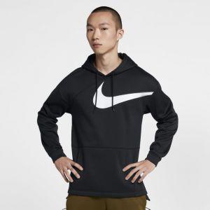 Nike Sweat à capuche de training Therma pour Homme - Noir - Taille M