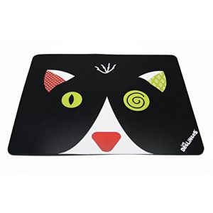 Les Déglingos Set de table Charlos le chat