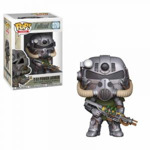Funko Figurine POP! #370 - Fallout - T-51 Power Armor