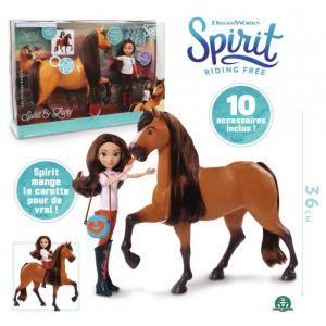 Giochi Preziosi Coffret Spirit Deluxe avec Poupée et Accessoires