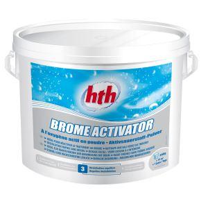 hth Brome activateur en poudre - 5 kg