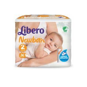 Libero Gratuit Nouveau-né Pann 2 36Pcs 6332
