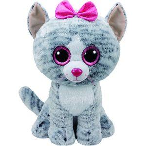 Image de Ty Beanie Boo's : Kiki le chat 41 cm
