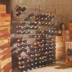 Lesuper Casier à bouteilles (50 bouteilles)