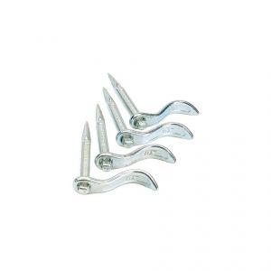 OX 4 broches Hollandaises en acier pour maçon P100715 Pro - taille: