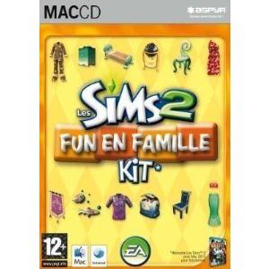 Les Sims 2 : Kit Fun en Famille - Extension du jeu [MAC]